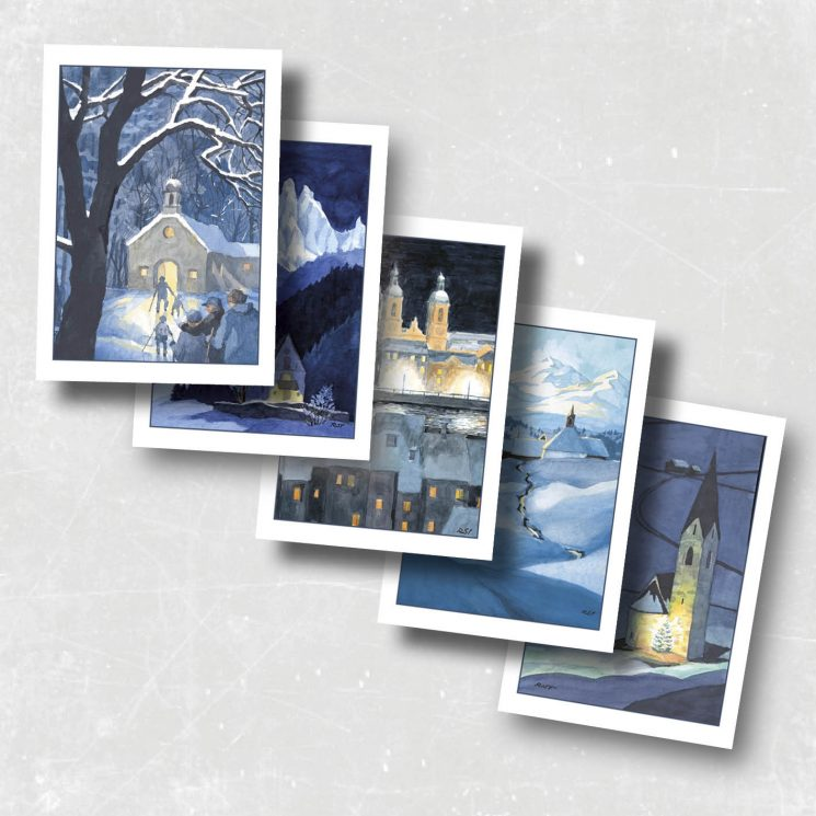 Stecher-Postkarten-Bundle